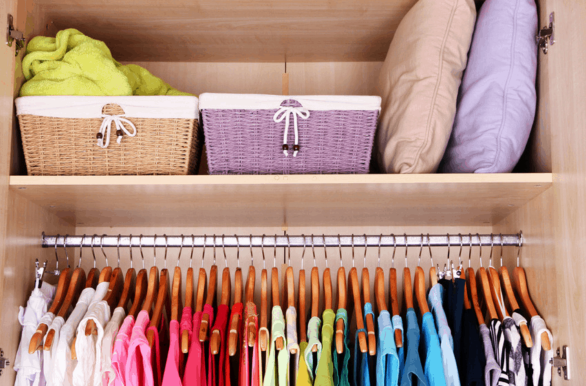 5 Ways to Get and Keep Your Home Organized