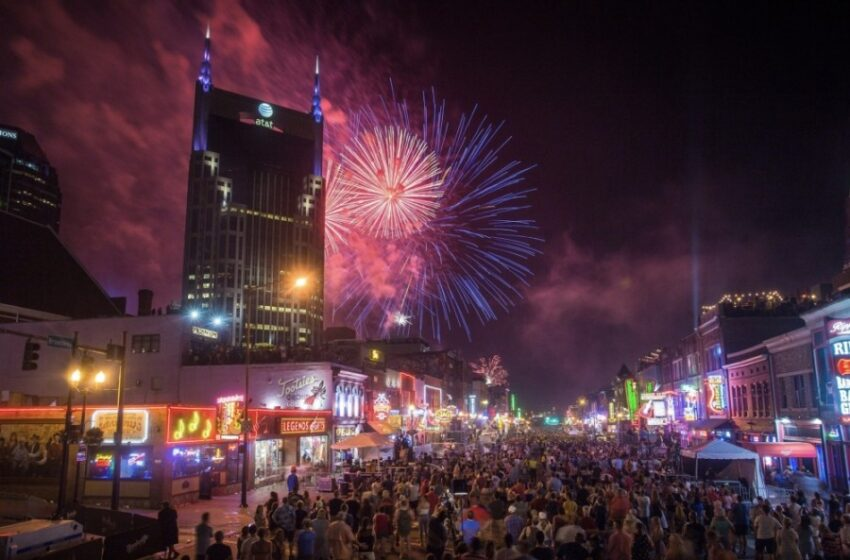 4th of July Celebration In Nashville To Be Largest In U.S!