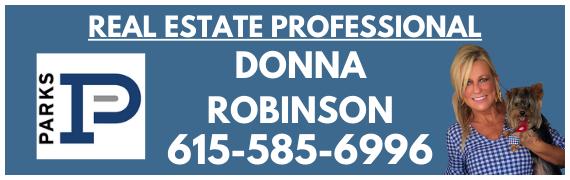 Donna Robinson Header Banner