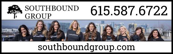 Southbound Group Header Banner