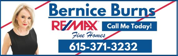 Bernice Burns Header Banner